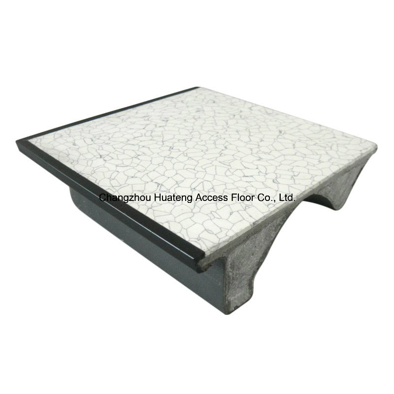 PVC Anti-Static Access Floor for Bank