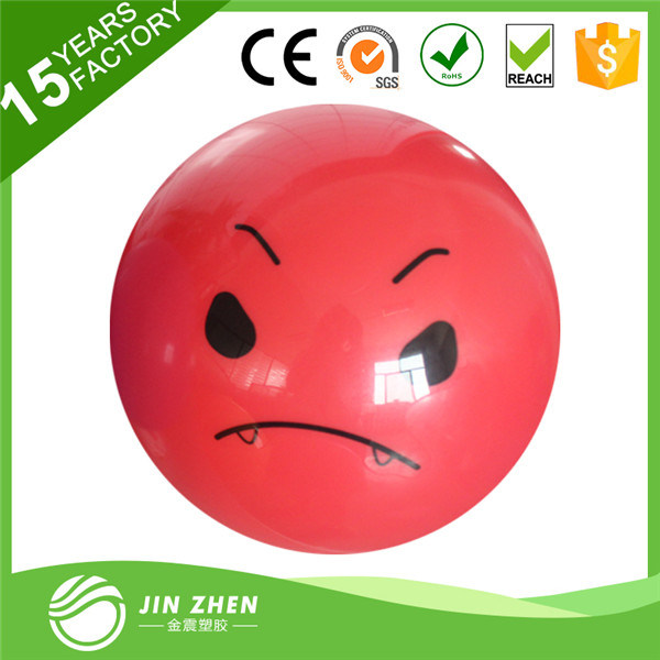 Custom Logo Printing Inflatable PVC Advertising Ball Printed Football
