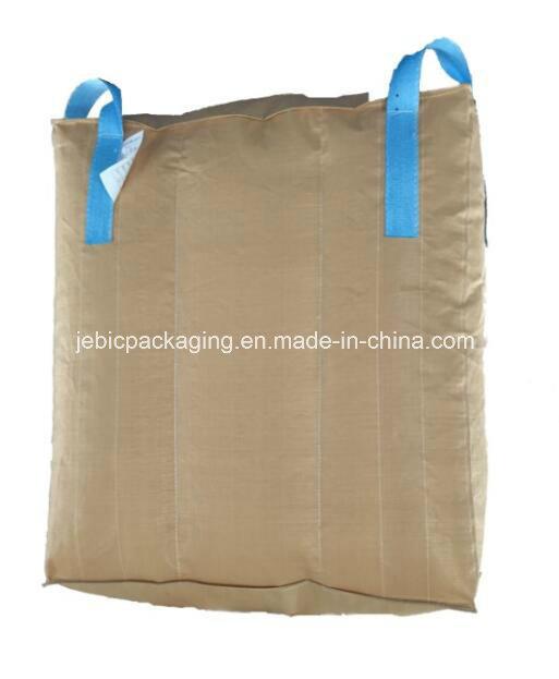 4 Cross Corner FIBC Baffle Bulk Bag