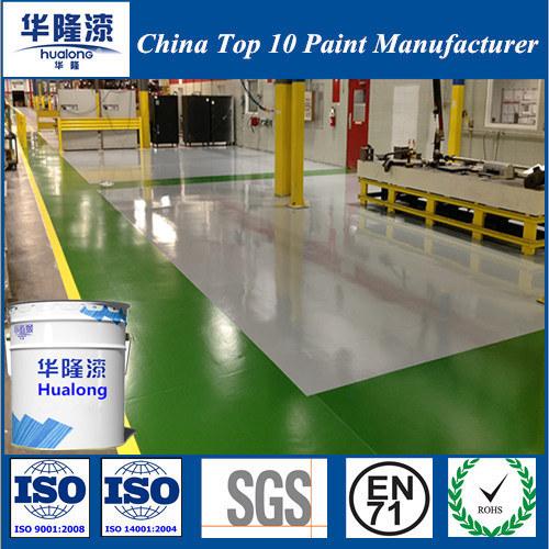Hualong High Strength Epoxy Primer Paint for Floors (HL-9002D)