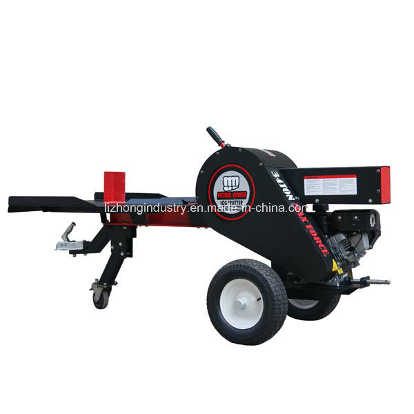 Good Quality Cheap Price 34t Log Splitter, Manual Log Splitter, Mechanical Log Splitter