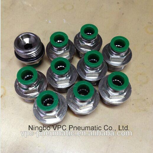 Pneumatic Fitting PC08-02