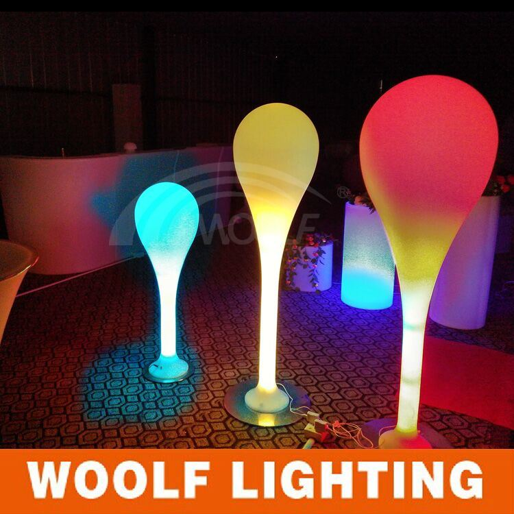 New Design Hotel Party LED Decor Lights Stand