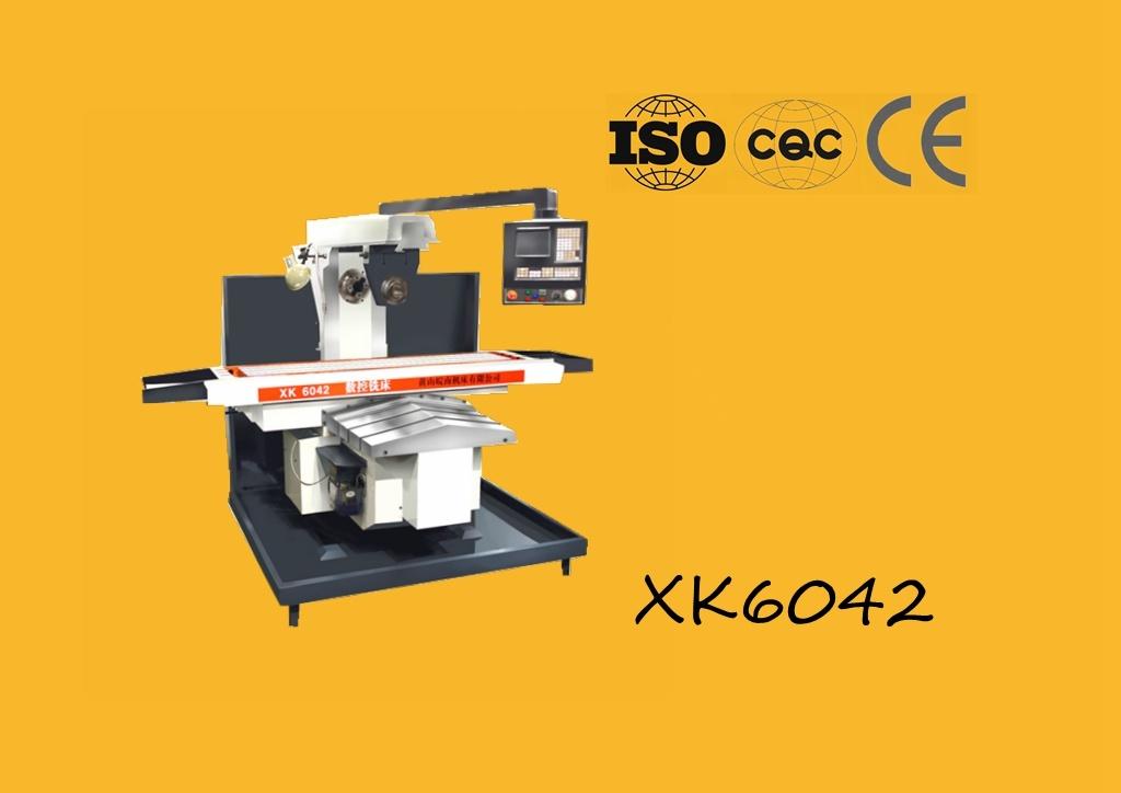XK6042 CNC Milling Machine