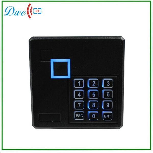 125kHz Em ID Single Door Standalone Offline Access Control Supports External Reader