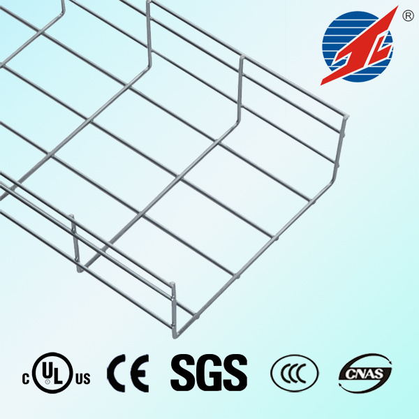 Hot DIP Galvanized SGS China Wire Mesh Cable Tray