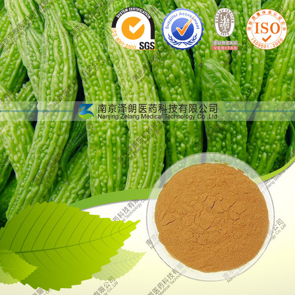 Sugar Balance Bitter Melon Extract 1% 10% 20% Extraction Charantin