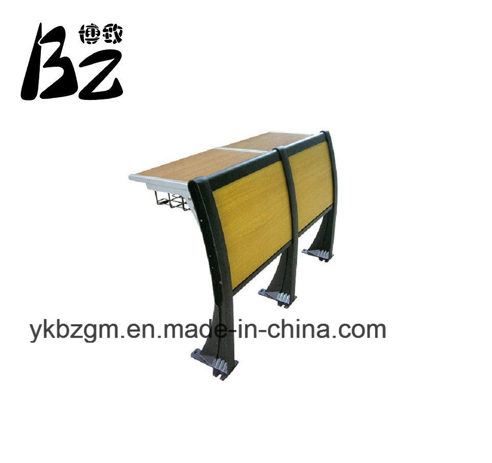 Immovable Student Desk and Chair (BZ-0092)