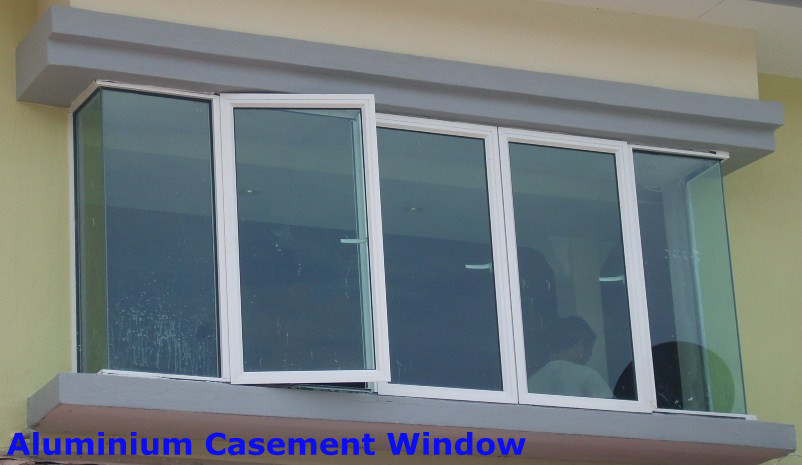 China Best Price Casement Outward Opening Casement Window