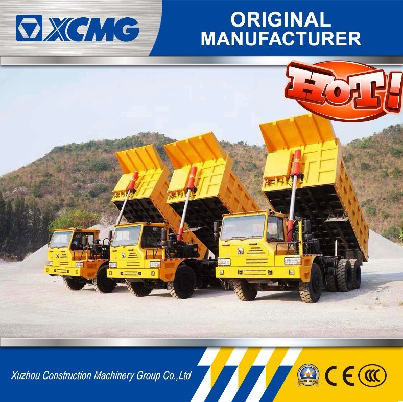 XCMG Official Dump Truck for Sale