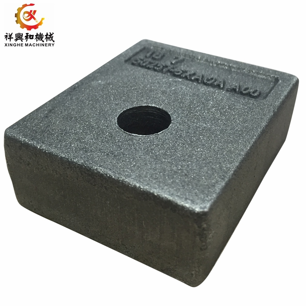 Customized Railway Forging Forged Carbon Steel Part