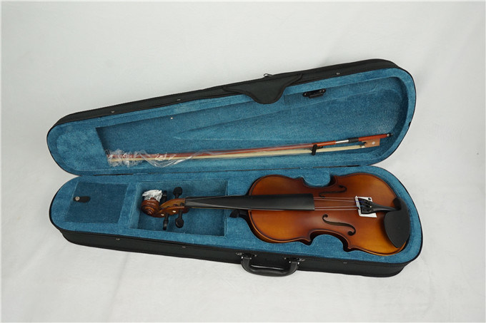 Musical Instrument All Solid Violin Outfit