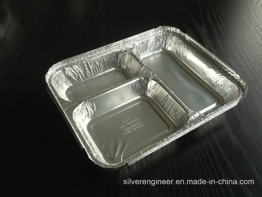Household Compartment Food Container Mould