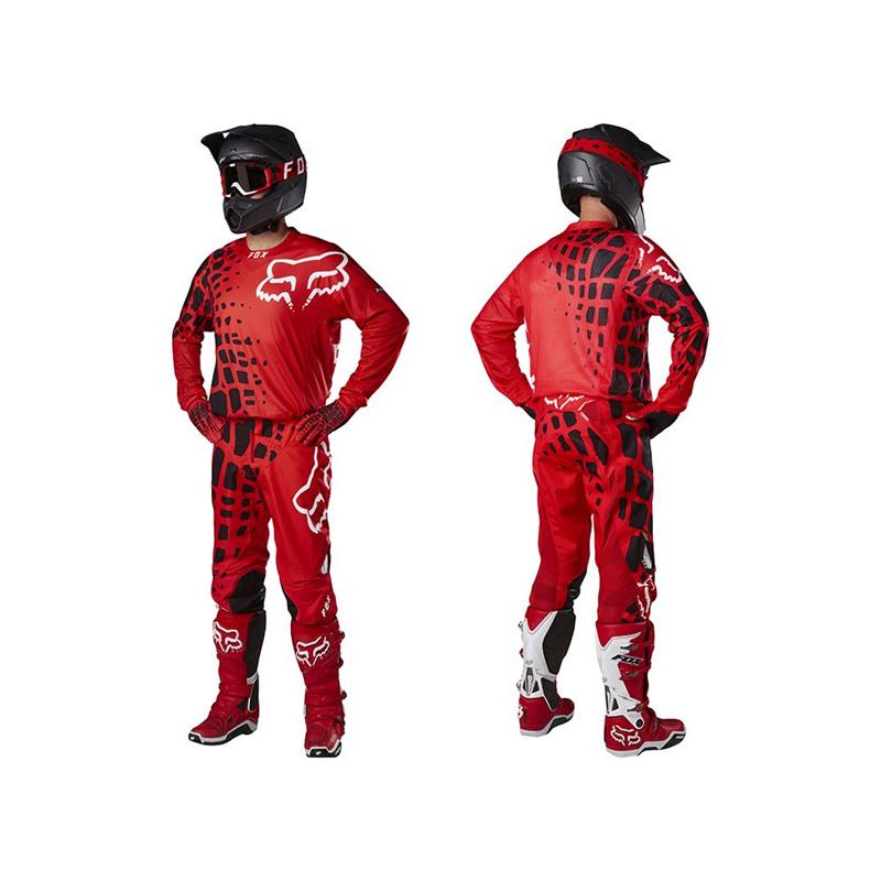 Red Custom Motorcycle Mx Jerseys/Pants 360 Grav Motocross Clothes (AGS05)