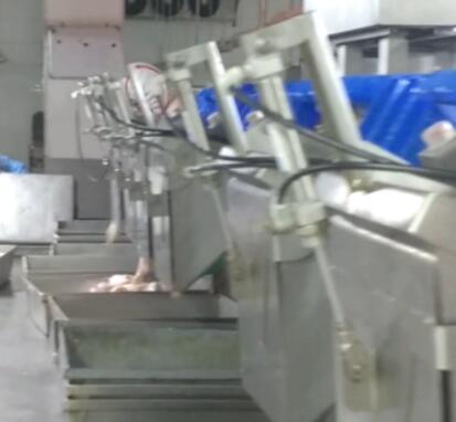 Automatic Weight Matching Food Machine