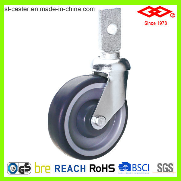 TPR Casters for Cart (L121-34C100X32)