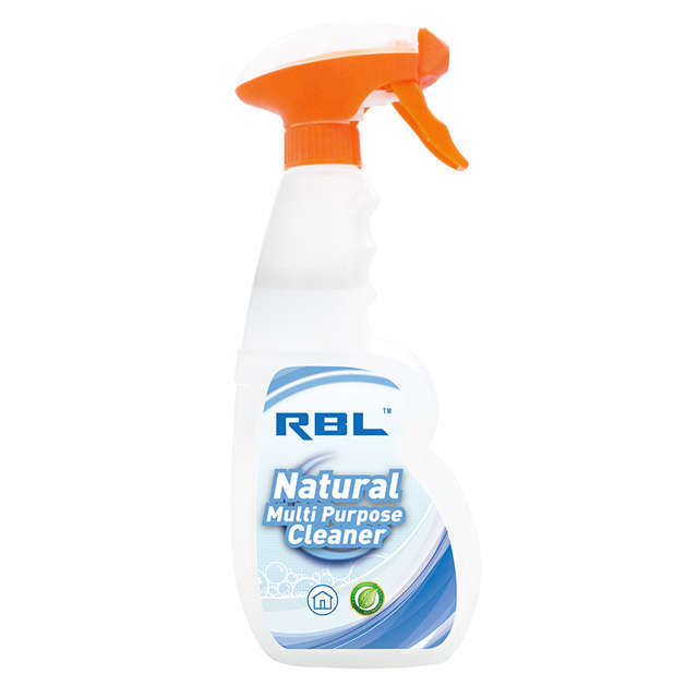 Rbl Natural Multi Purpose Cleaner 500ml Detergent Bio-Degreaser