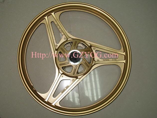 Yog Spare Parts Motorcycle Aluminum Rim Complete Alloy Wheel YAMAHA Ybr125
