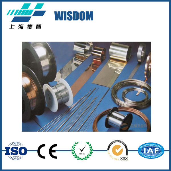 Nichrome Resistance Heating Alloy (NiCr strip NiCr wire NiCr ribbon)