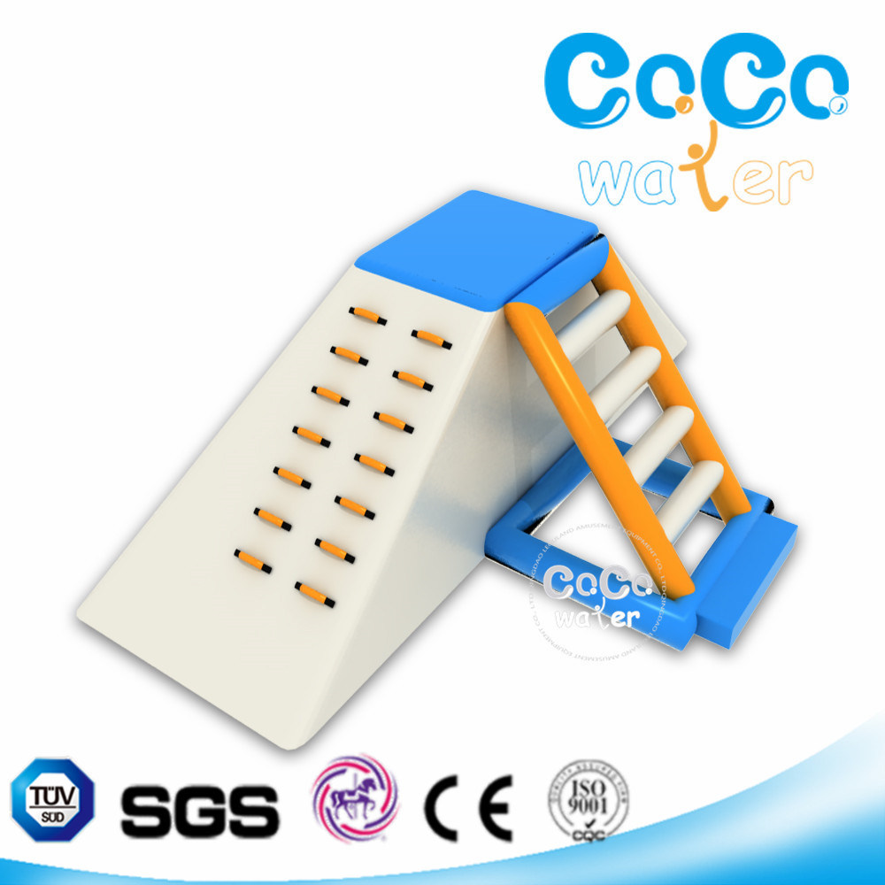 Good Quality Inflatable Water Park Product Ladder Slider for Sea LG8083