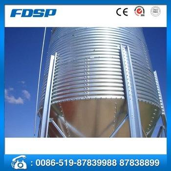 CE& Trade Assurance Grain Silo with Ventilation