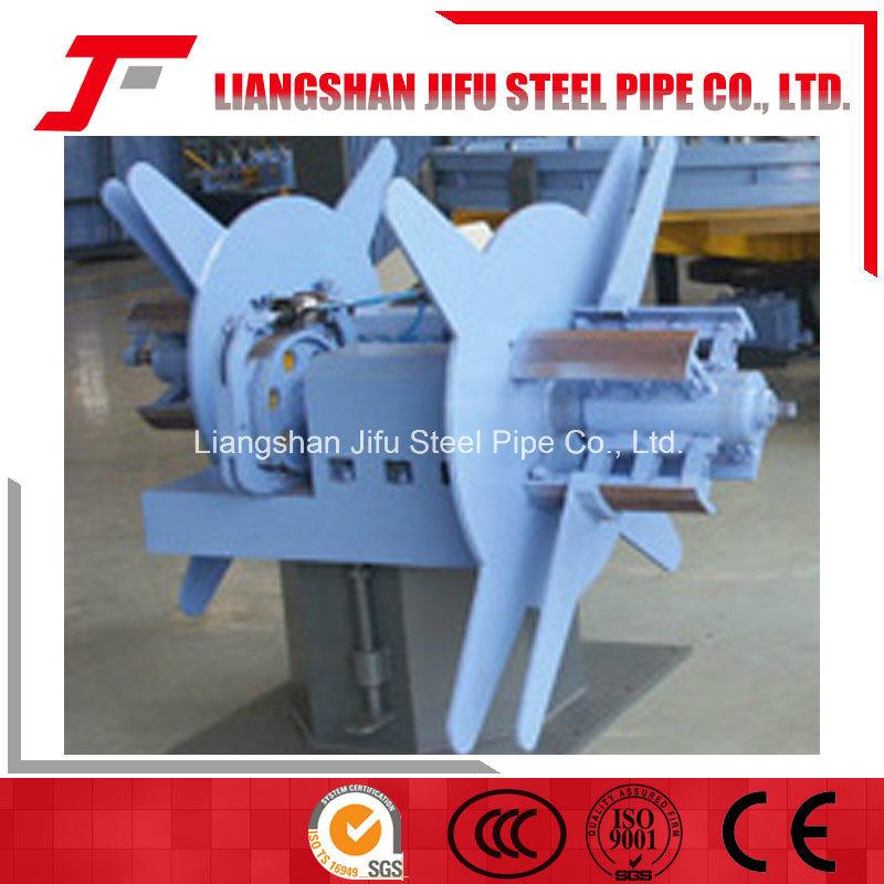 ERW Steel Pipe Welding Line