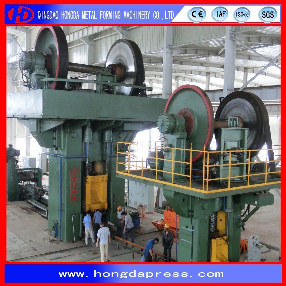 12500 Tons Hot Forging Press