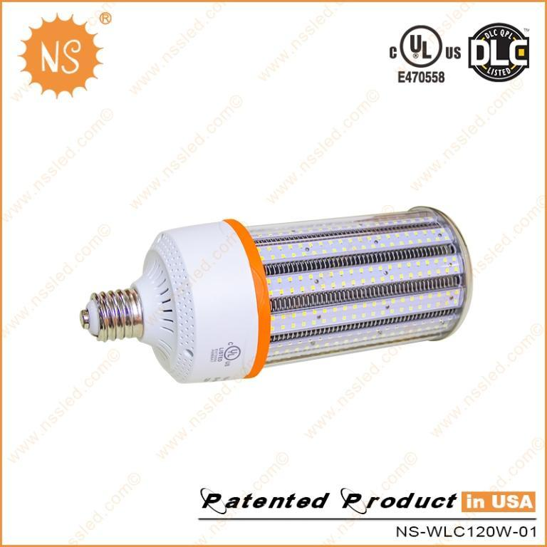 400W Metal Halide Replacement E39 E40 Mogul Base 120W LED Corn Light