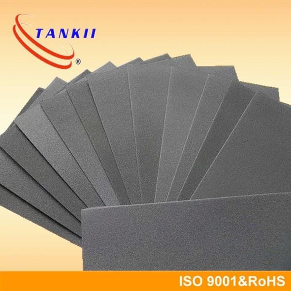 Ni Foam Porous Metal Foam of Nickel Foam 80ppi 0.3*250mm