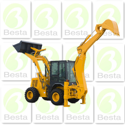 Front End Backhoe Loader