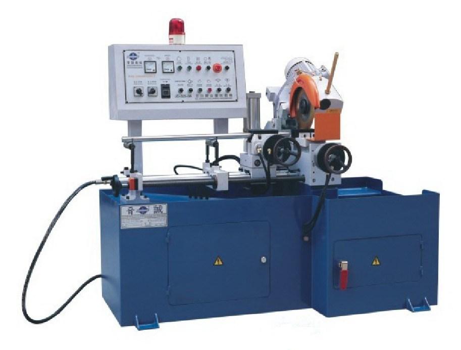 Automatic Pipe Cutting Machine ~ China fully automatic hydraulic pipe cutting machine jc