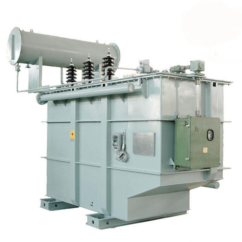 Oil Immersed Furnace Transformer (HJSSP-2400/10)