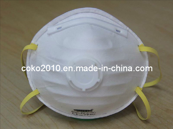 Anti Dust Mask with Brathing Valve