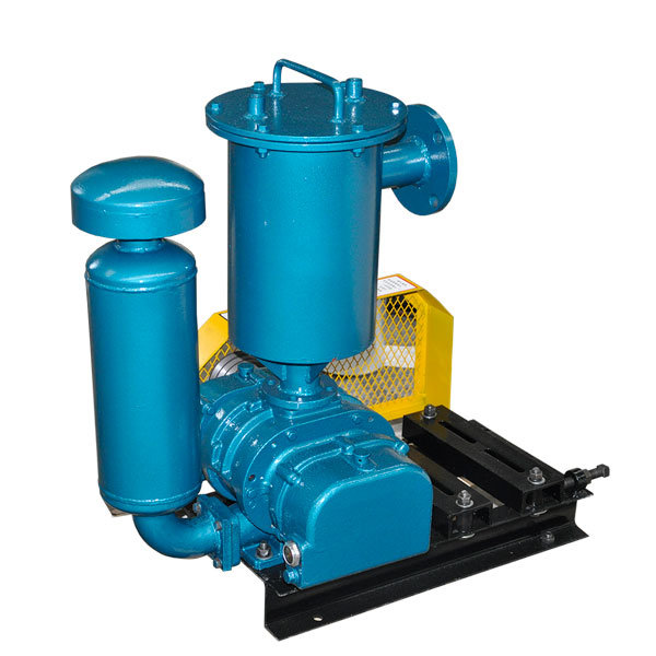 Vacuum Pump for Centralised Vacuum Cleaning