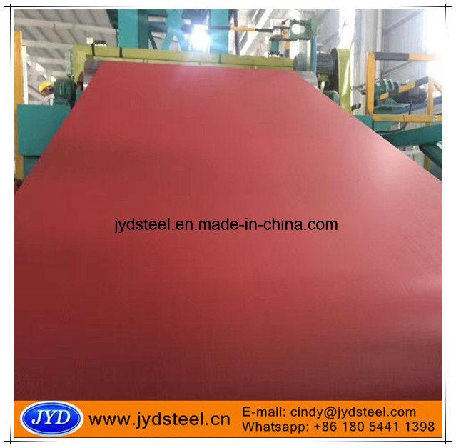 Matte/Wrinkle PPGI Steel Coil