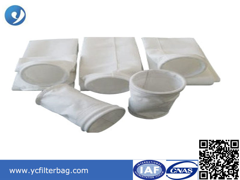 Anti-Static, Oil and Water Repellent, PTFE Membrane Polyester Filter Bag