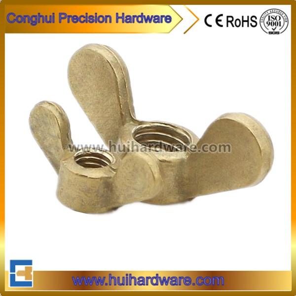 DIN315 Brass Butterfly Nut Wing Nut