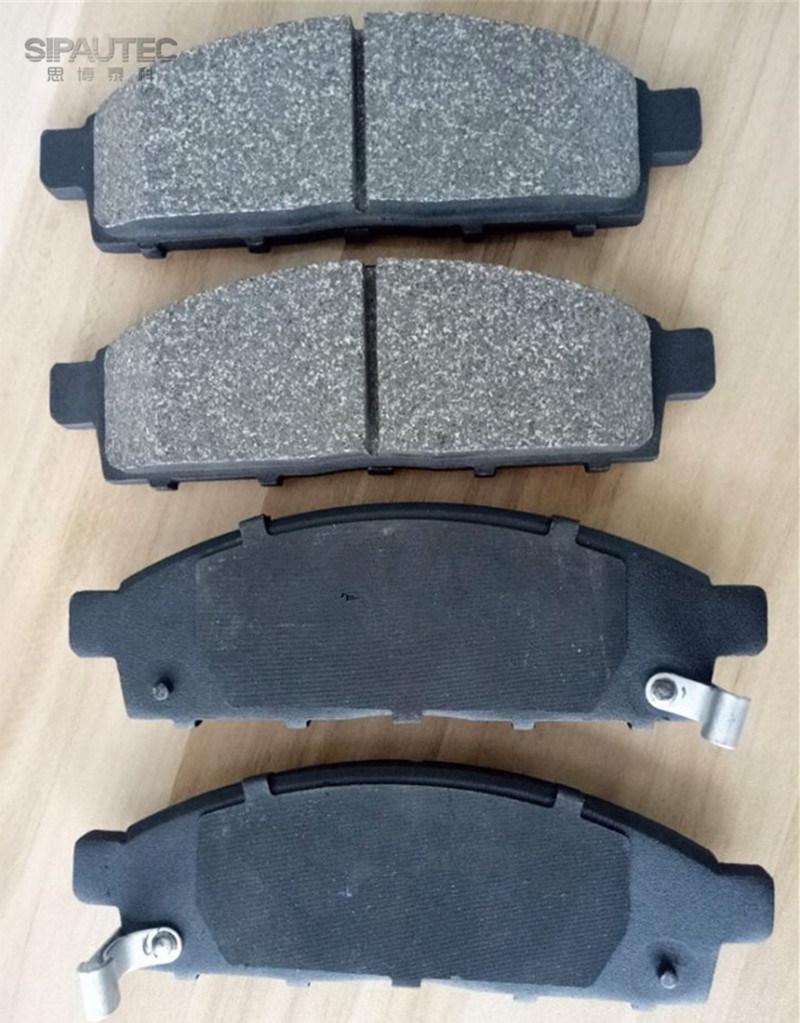 Car Parts Brake Pad (D1519 GDB3435) for Mitsubishi