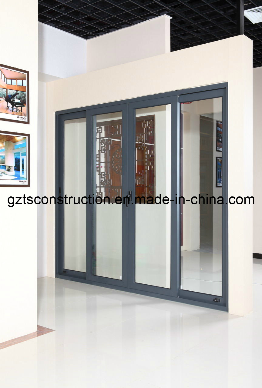 Four Panels Patio Sliding Aluminum Door TS 252 Photos Pictures