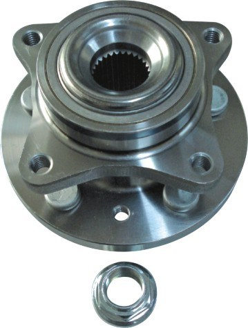 Wheel Hub Unit with Gcr15 Chrome Steel
