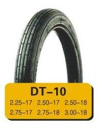 Professional Factory for Motorcycle Tyre and Inner Tubes 3.00-18 2.75-15 in Full Rage