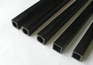 Carbon Fiber Rectangular Tube Used as Parts