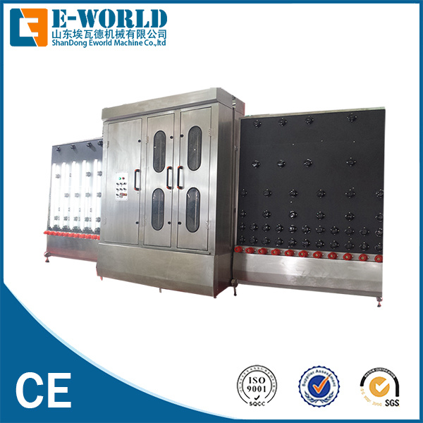 Insulating Glass Cleaning and Drying Machine