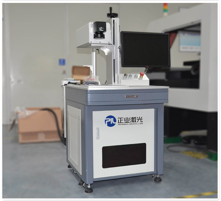 The Integrated Circuit Laser Marking Machine Engraving Machine for Sale