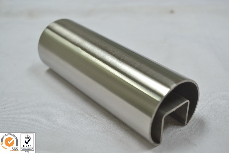 304316 Stainless Steel Slot Pipe