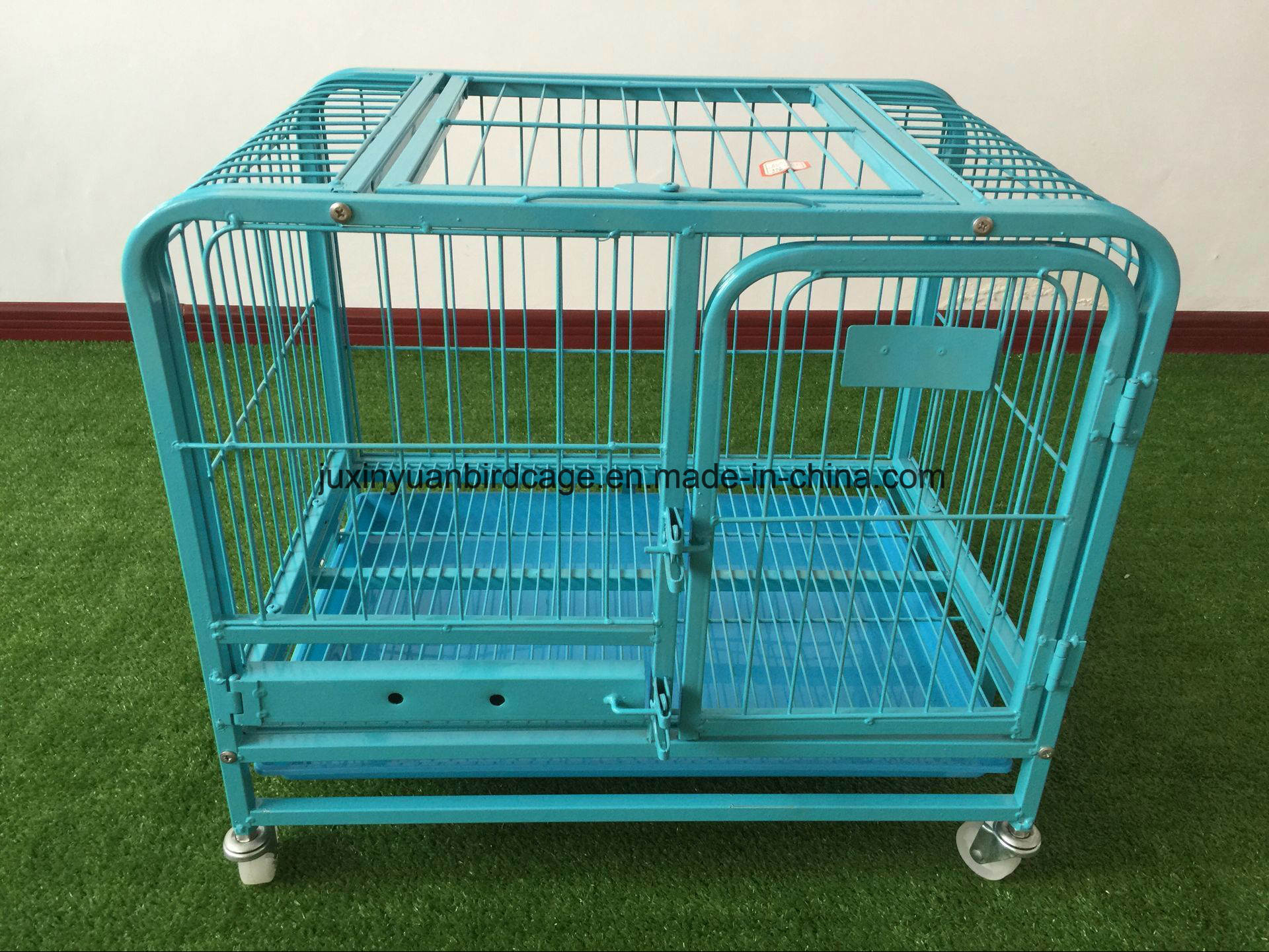Hot Sale Dog Cage/Square Tube Dog Cage