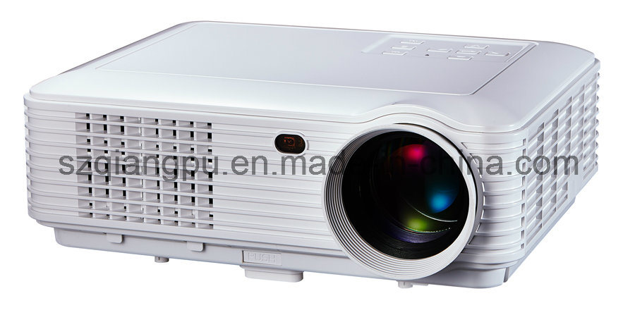 1080P Home&Office LCD Projector HDMI, VGA, USB (SV-228)