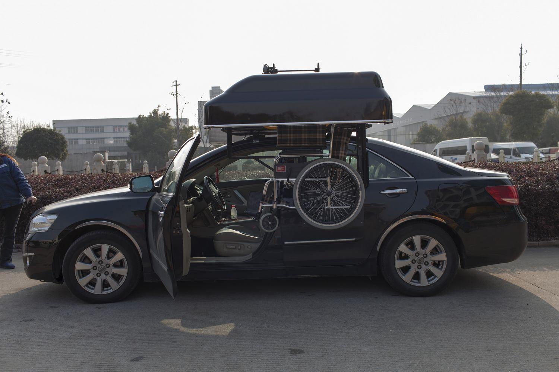 China Wheelchair Tooper Car Auto Box
