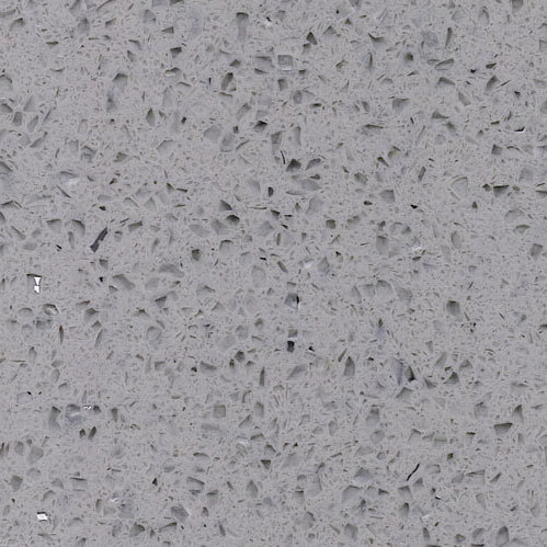 Polished Quartz Artificial Stone for Tops