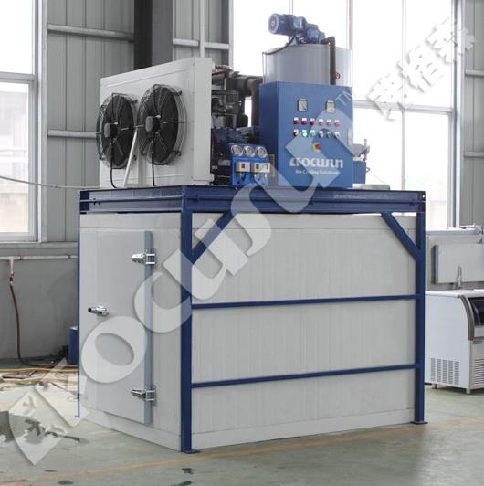Flake Ice Making Machine